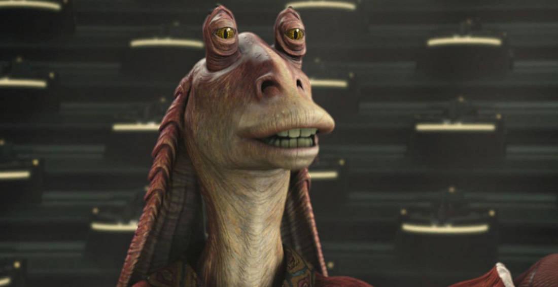 Primo piano di Chewbecca da Star Wars